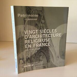 Leniaud-Veinte-Anos-Arquitectura-Religiosa-En-Francia-Heritage-Numeros