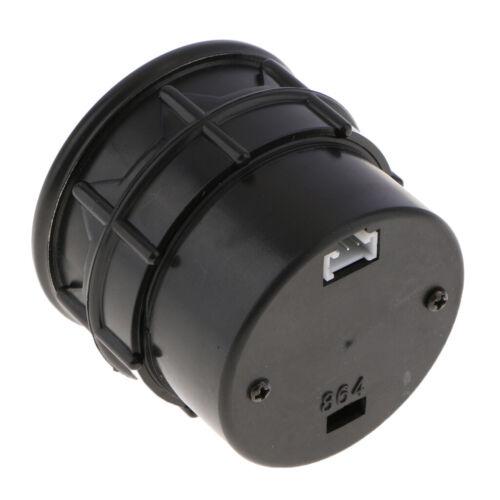 Digital Gauge Kit Exhaust Gas Temperature EGT 2inch 52mm w// 7Color LED