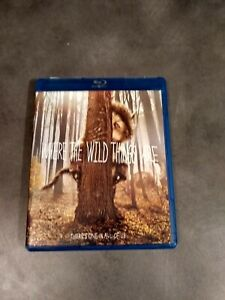 Where the Wild Things Are (Blu-ray + DVD) #1042 ...