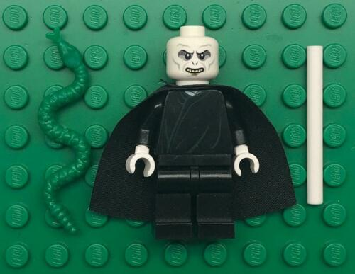 4842 4865 Harry Potter Figure Lot Lego Voldemort Minifig