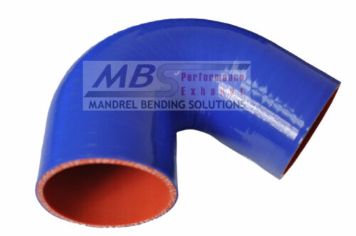 "SILICONE COUPLER 2.25/"" 135 DEGREE BLUE Race 5 PLY HOSE INTAKE TURBO MBS"