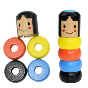 Unsterblicher-Daruma-kleiner-hoelzerner-Mann-unzerbrechliches-magisches-Spielzeug