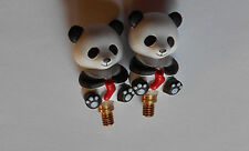 HiyaHiya Interchangeable Knitting Needle Panda Cable Stopper fits Large Cables
