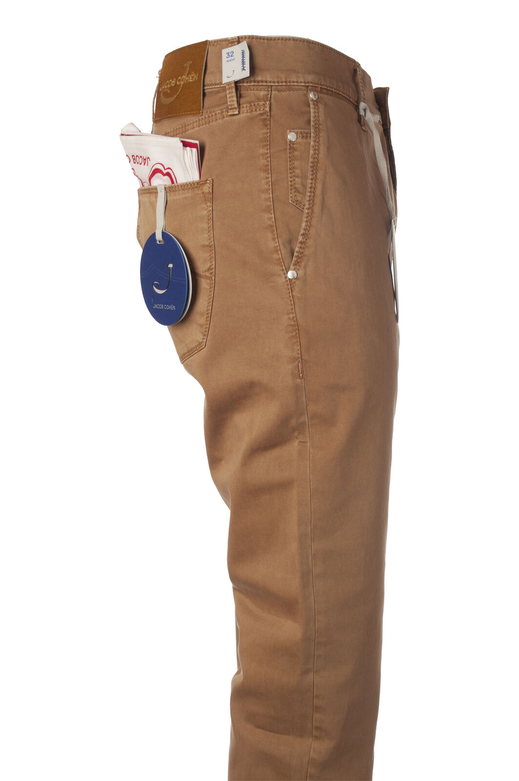 Jacob Cohen - Pants-Pants - Man - Beige - 5971312C191444