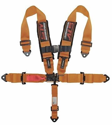 Orange SFI Point Harness Inch Certified Off Road 5 Racing 3 nH5xAxzq1w