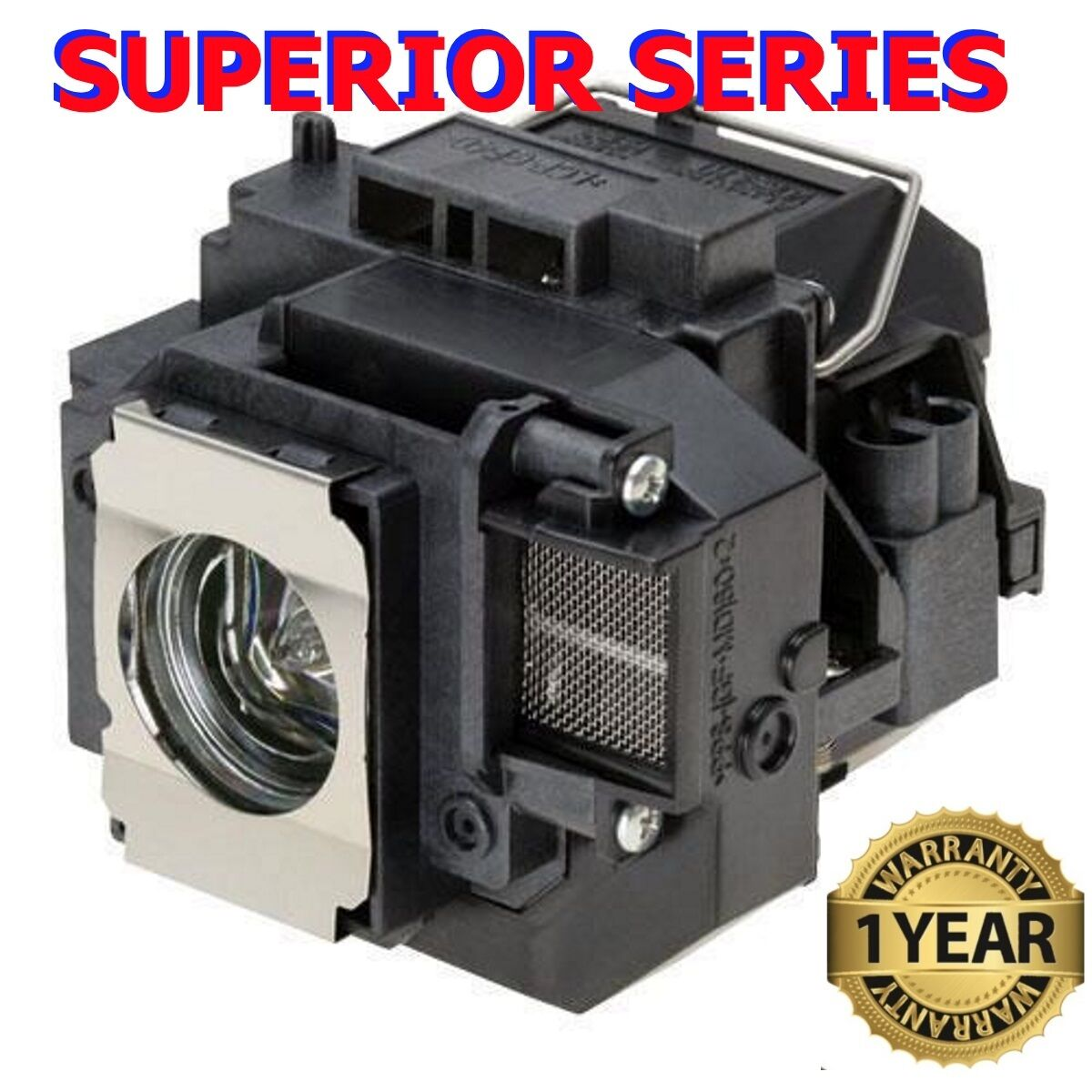 ELPLP58 V13H010L58 SUPERIOR SERIES -NEW & IMPROVED TECHNOLOGY FOR EPSON EBX10