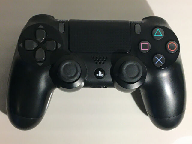 Dualshock PS4 wireless controller for sony playstation 4 - Black Fast shipping