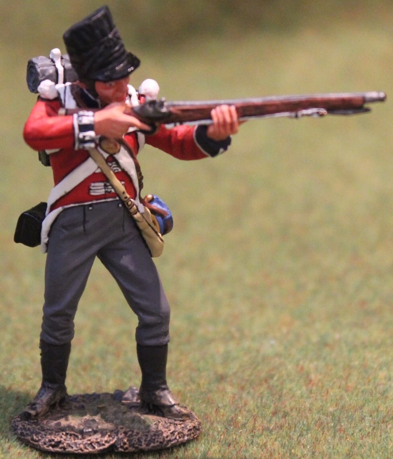 KING AND COUNTRY NA128 NAPOLEONIC COLDSTREAM GUARDS TOY SOLDIERS BOXED BRITAINS
