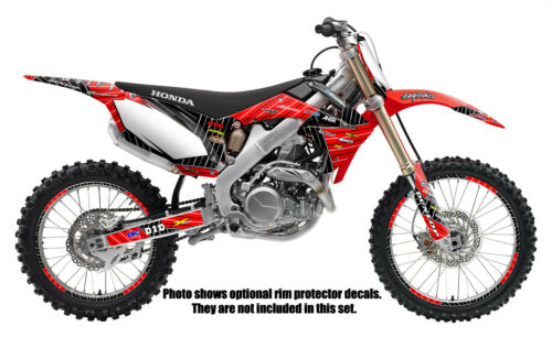 2017 2018 CRF 450R GRAPHICS KIT FITS ON HONDA CRF450R 450 R DECO DECALS STICKERS