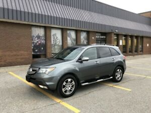 2008 Acura MDX SH-AWD 7 SEATER!!! LEATHER/ROOF