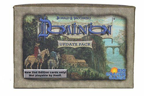 Rio Grande Games Dominion 2nd Edition Update Pack