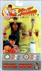 Nouveau figurine noire    de Street Fighter Evil Ryu Sota 1ère ronde  very Rare