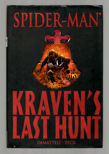 SPIDER-MAN-Kraven-039-s-Last-Hunt-Marvel-Premiere-Edition-HC-Graphic-Novel