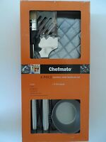Chefmate 8 Pc. Stainless Steel Barbecue Set