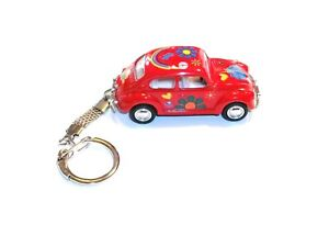 Porte-clés Volkswagen Coccinelle 1958-70 en étain