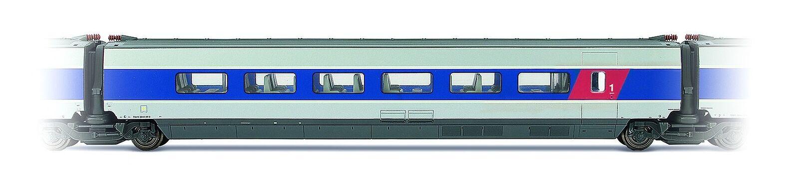 Jouef Jouef Jouef Intermediate auto 1st classe TGV–SNCF South East, hj4115 faaaff