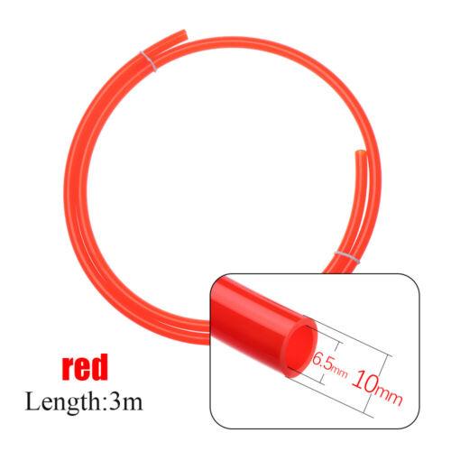 Flexible Multi Color Compressor PU Air Pressure Hose Pneumatic Pipe Tube Tubing