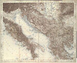 Antique-maps-Italy-amp-Dalmatian-Coast