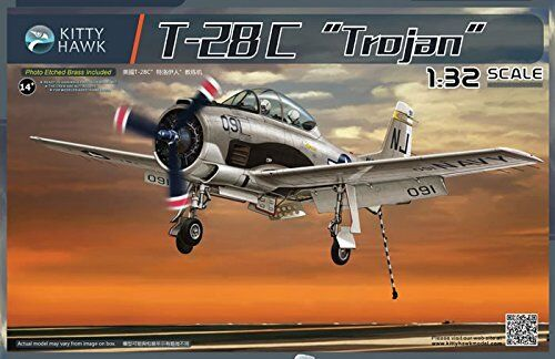 1 32 KITTY HAWK T-28C Trojan