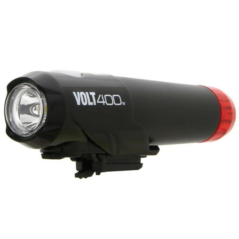 CatEye Volt 400 Duplex Front Rear Helmet Light