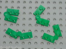 Charniere LEGO green hinge plates 2429 2430 / Set 4502 8456 8479 7636 ...