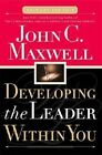Developing the Leader within You by John C. Maxwell (Hardback, 2001)
