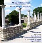 Celebrity Recital Alicja Fiderkiewicz Divine Art Ddv24159 Audio CD
