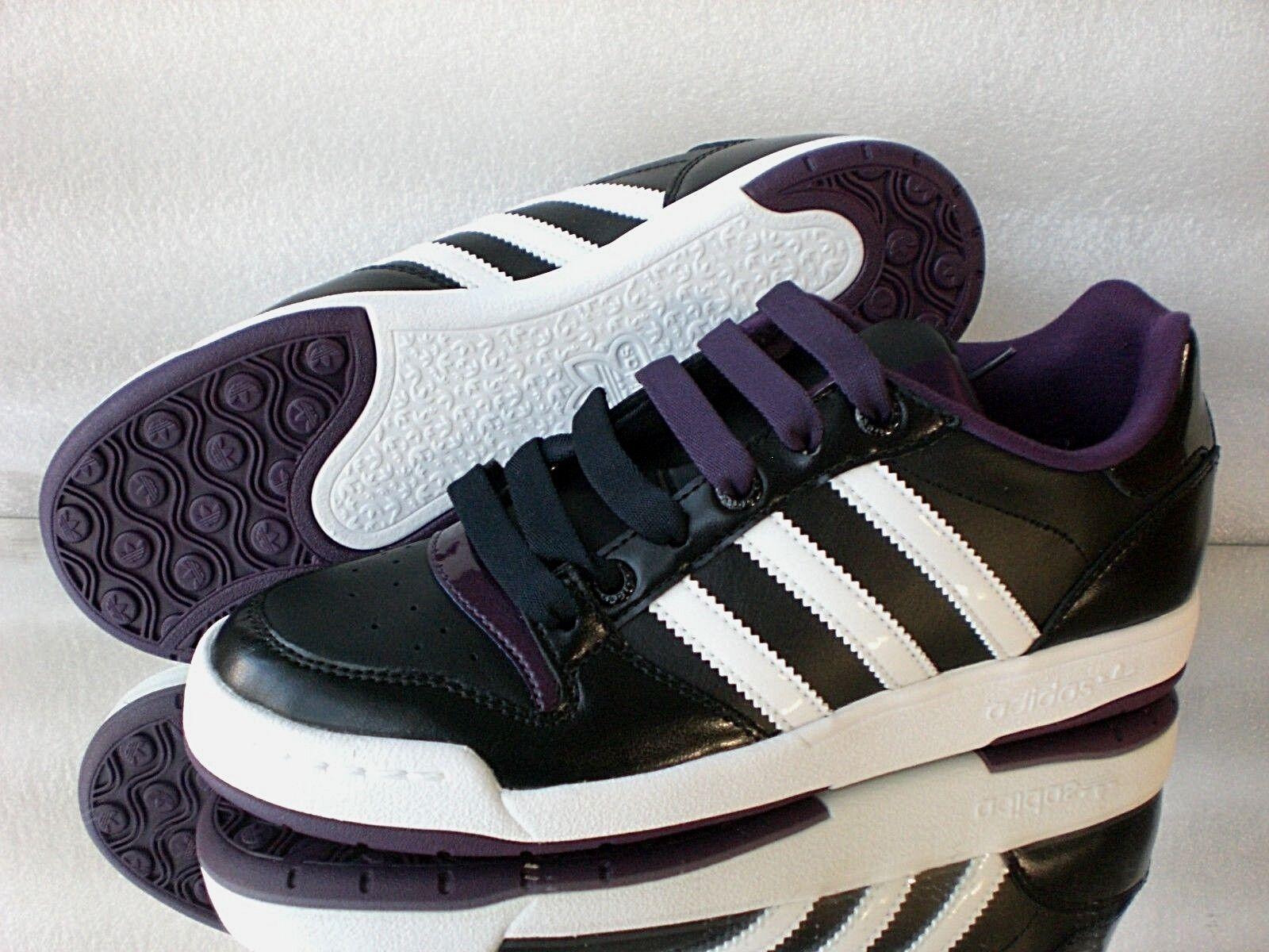 Adidas midiru Court W W W cortos señora-zapatillas de cuero Originals gr 36-41 negro  tienda hace compras y ventas