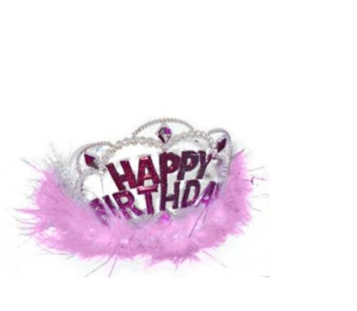 tiara for Real Princess Girls Ladies For All Ages Happy Birthday crown