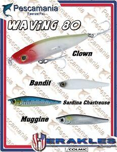 Artificiale-spinning-hard-bait-Colmic-Herakles-Waving-80-lipless-8cm-15gr