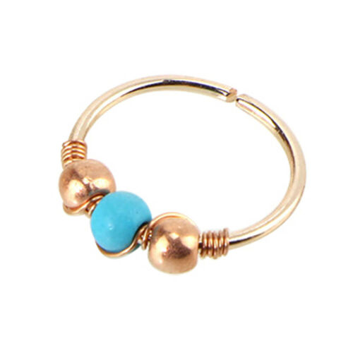 5Pcs Nose Lips Hoop Hooks Earrings Studs Tragus Cartilage Piercing Jewelry Set