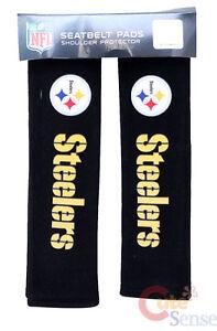 Nfl Pittsburgh Steelers Seat Belt Cover Shoulder Pad Nfl