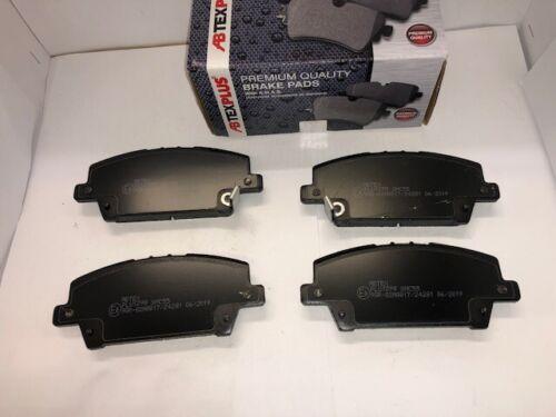 Frente Pastillas de freno se ajusta Honda Civic MK8 1.4 1.8 2.2 2005-20012