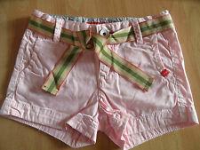 BENGH schöne rosa Shorts mit Gürtel Gr. 134/140 w. NEU  KJ1