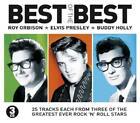 Best Of The Best von Holly Buddy,Roy Orbison,Elvis Presley (2012)