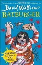 Ratburger by David Walliams (Paperback, 2014)