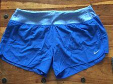 Ladies Nike Running Shorts Size Large