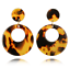 Acrylic-Geometric-Earrings-Statement-Charm-Dangle-Vintage-Punk-Earrings-For-Girl thumbnail 50