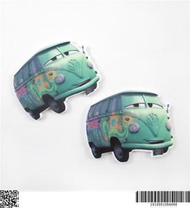 5 X 45mm Corte Láser caravanas Piso Nuevo Resina Diademas arcos placas elaboración de tarjetas