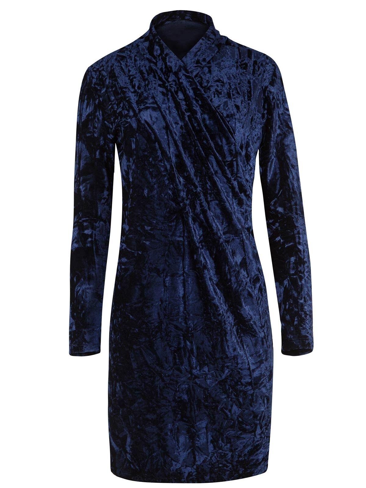 Nachthemd von Cybele 7-800279 Gr. 36-48 in Nachtblue