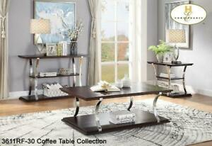 Sale On Wood and Metal Coffee Table  (MA3201) Guelph Ontario Preview