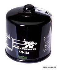 K&N OIL FILTER KN-153 DUCATI CAGIVA STREETFIGHTER MONSTER HYPERMOTARD