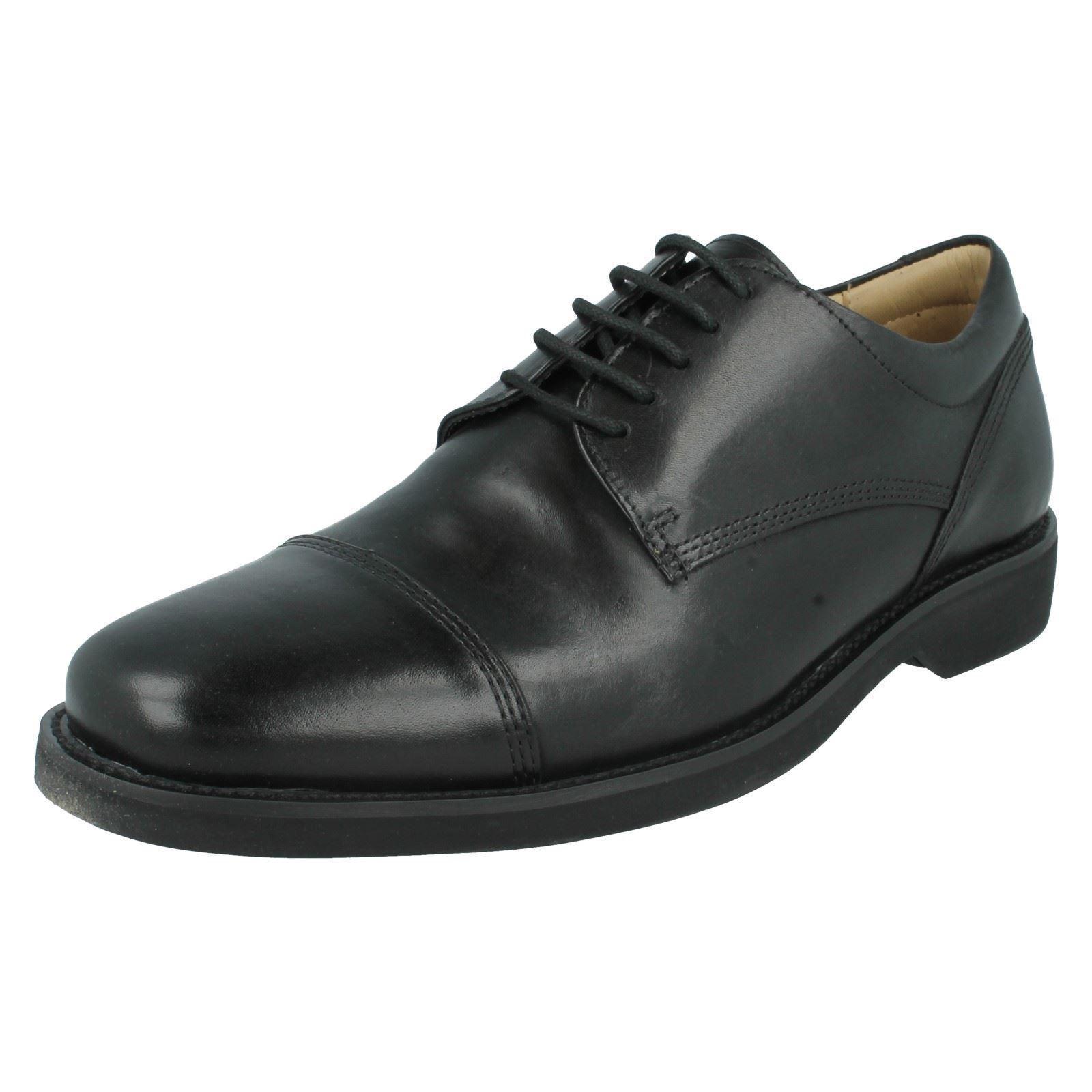 Zapatos de mujer baratos zapatos de mujer Anatomic&Co 'abatia' Hombre Elegante Negro Cuero Ligero Zapatos Con Cordones