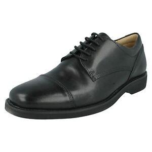 Anatomic-amp-co-039-Rara-039-Homme-Smart-Noir-Cuir-Leger-Chaussures-a-Lacets