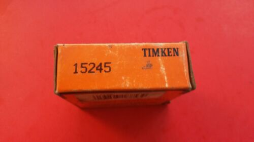 TIMKEN 15245 TAPERED ROLLER BEARING OUTER RACE CUP