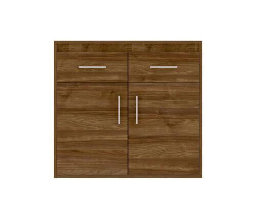 4 mit 2 Türen Kommode Schrank TEXAS 1 Schublade