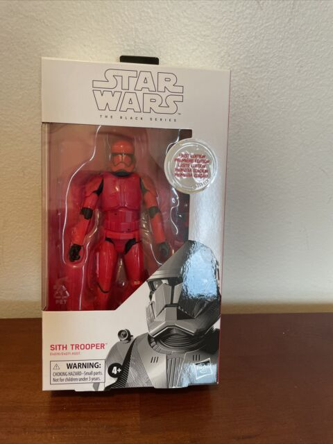 """Star Wars Black Series Sith Trooper First Edition 6"""" Action Figure"""