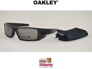7e0ca8474bc OAKLEY® SUNGLASSES GASCAN® PRIZM™ MATTE BLACK FRAME W  BLACK MIRROR ...