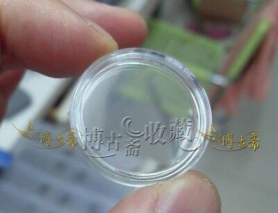 Loyal Plastic Air-tite Holder Capsule 28 Mm 1/2 Oz Noah's Ark Silver Coin Discounts Sale 5
