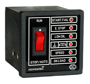 Details about Low Battery Start High Battery Stop Control Auto Start  Generator Controller Unit